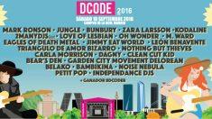 Este es el cartel del Dcode 2016.
