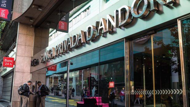 Oficinas de Banca Privada de Andorra, BPA (Foto: Getty).