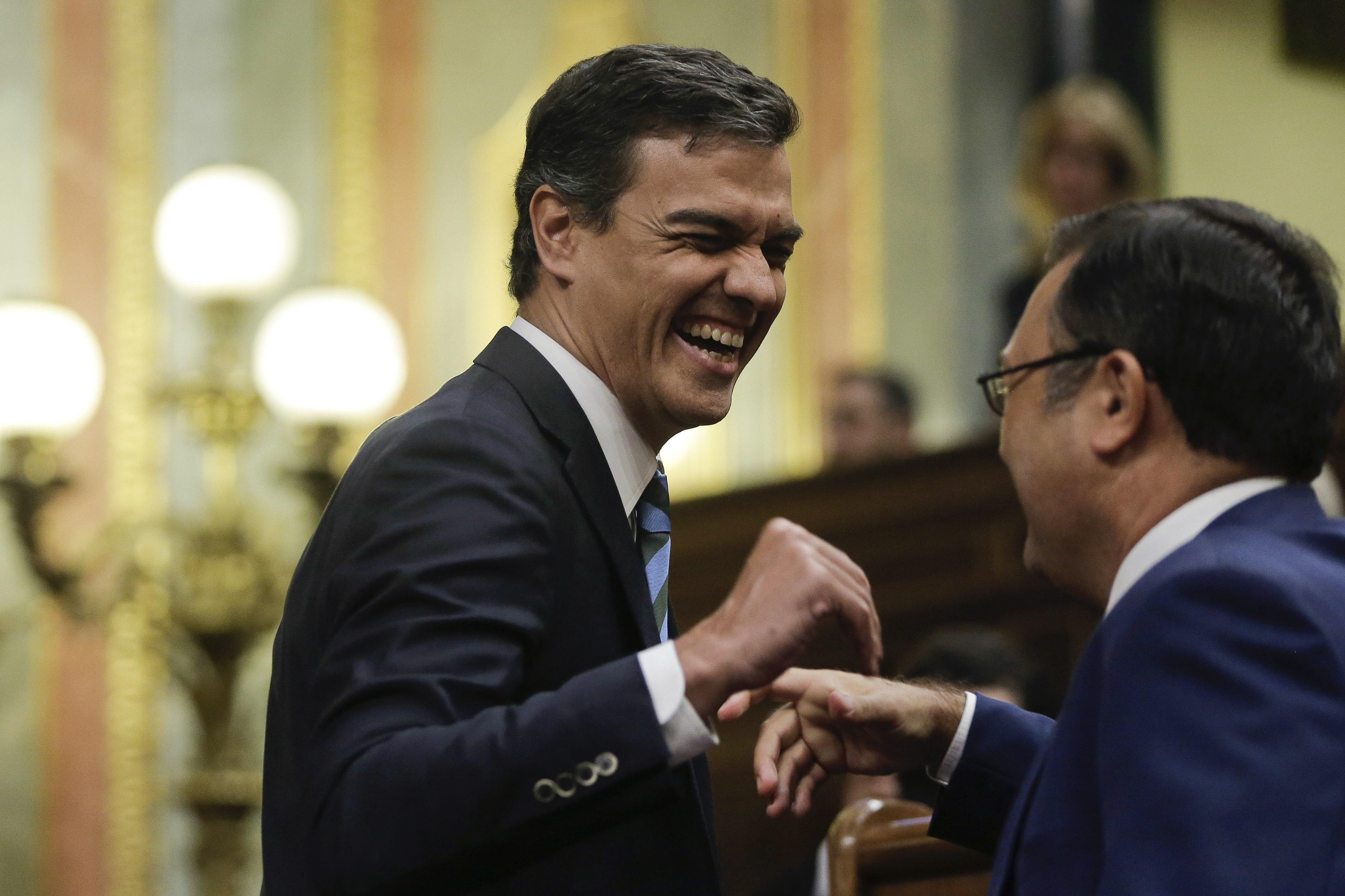 PRIMERA JORNADA DEL DEBATE DE INVESTIDURA