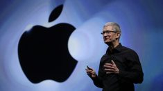 El consejero delegado de Apple, Tim Cook.