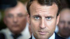 Emmanuel Macron, ex ministro de Economía francés y aspirante a la Presidencia de la República. (Foto: AFP)