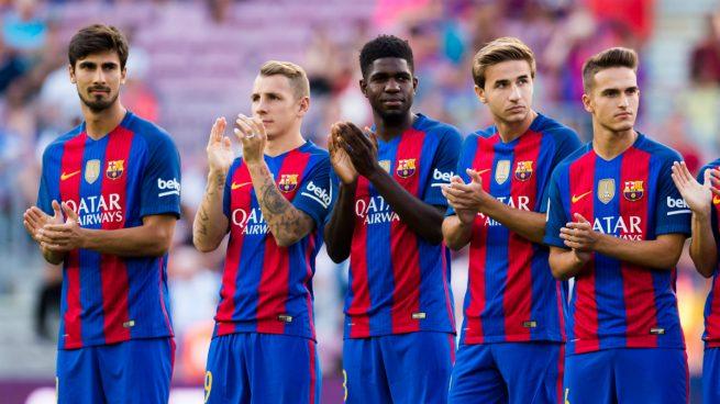 El Barcelona se ha gastado 123 millones en seis suplentes