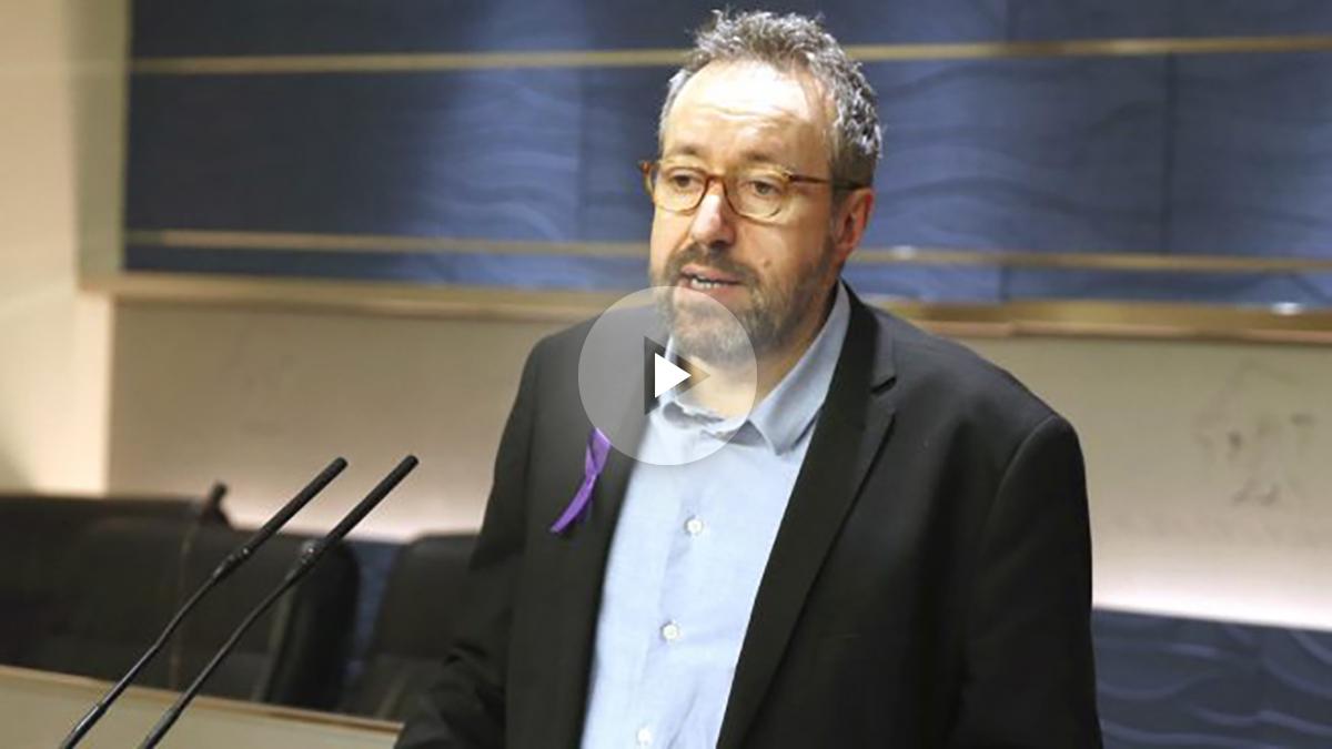 El portavoz de Ciudadanos, Juan Carlos Girauta (Foto: Efe)