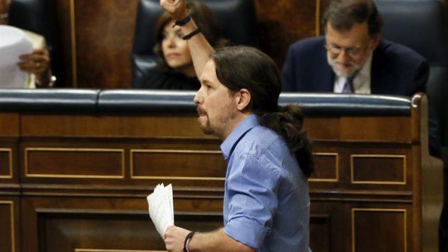 Iglesias: «Yo no eché cal viva al PSOE, cal viva es lo que echaron ellos a Lasa y Zabala»