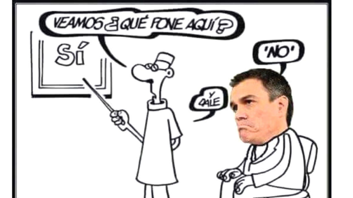 Los mejores memes de la segunda jornada de investidura de Mariano Rajoy (Foto: Twitter)