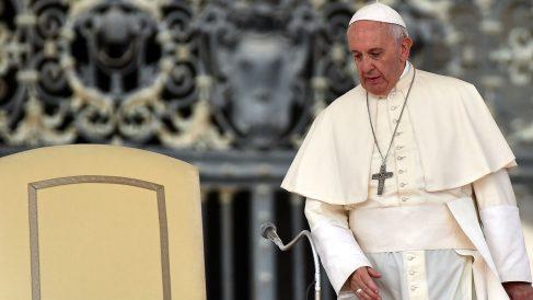 El Papa Francisco. (AFP)