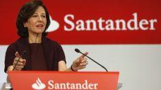 La presidenta del Santander, Ana Patricia Botín. (Foto: EFE)