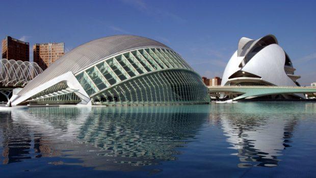 Ciudad de las Artes y las Ciencias de Valencia (Foto: cac.es).