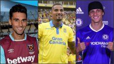 Arbeloa, Boateng y David Luiz, tres de los diez fichajes más raros del verano