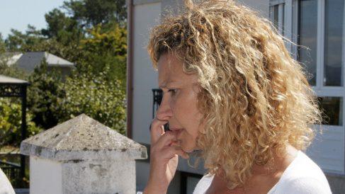 Diana López-Pinel, madre de Diana Quer. (Foto: EFE)