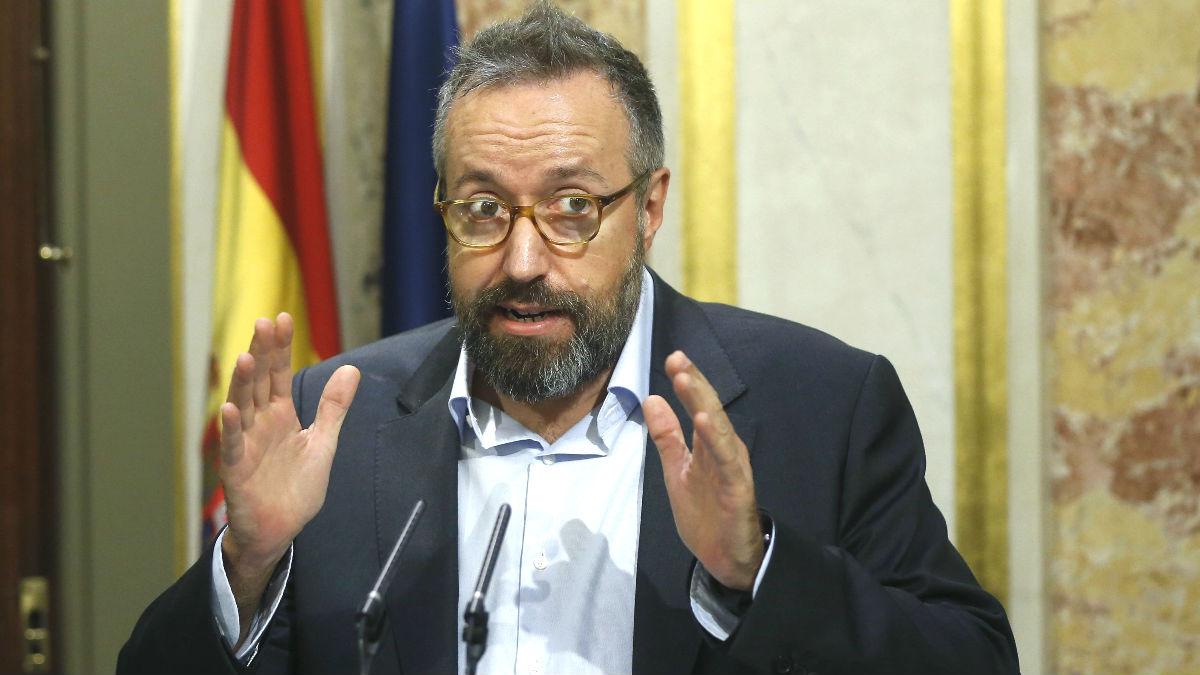 Juan Carlos Girauta. (Foto: EFE)