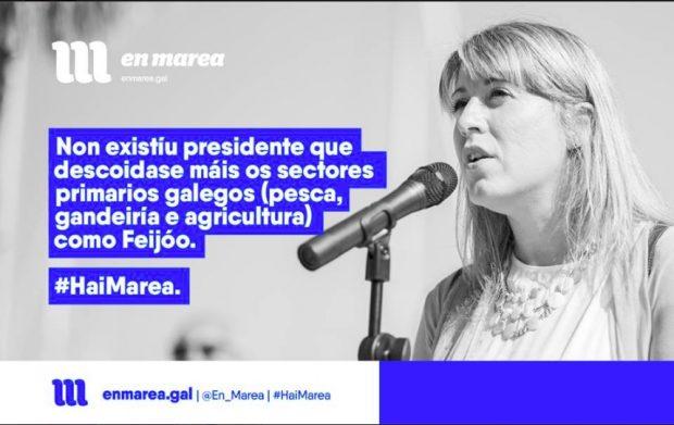 Perfil en las redes sociales de Carmen Santos.