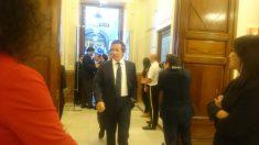 Carlos Floriano, portavoz adjunto del PP en el Congreso.