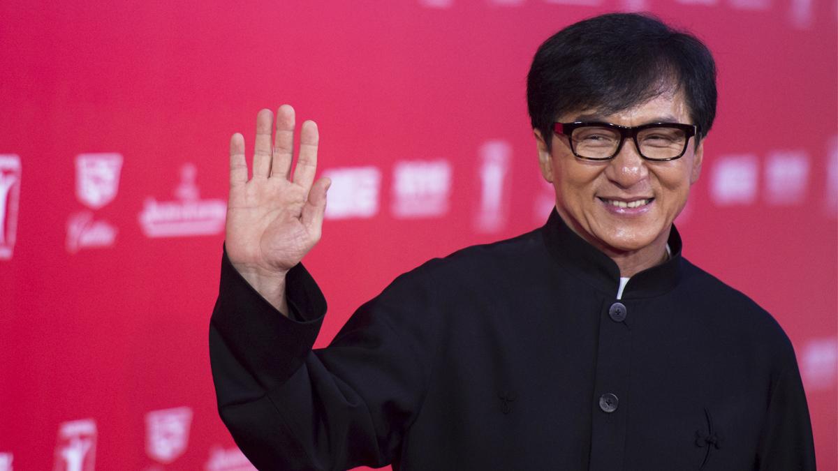 Jackie Chan. (Foto: AFP)