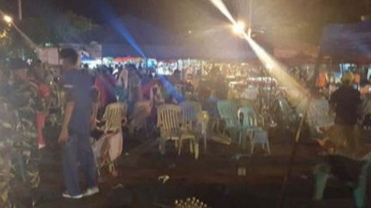 Desconcierto en Filipinas por la explosión de una bomba.
