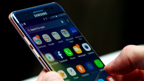 Samsung Galaxy Note 7 (Foto: GETTY).