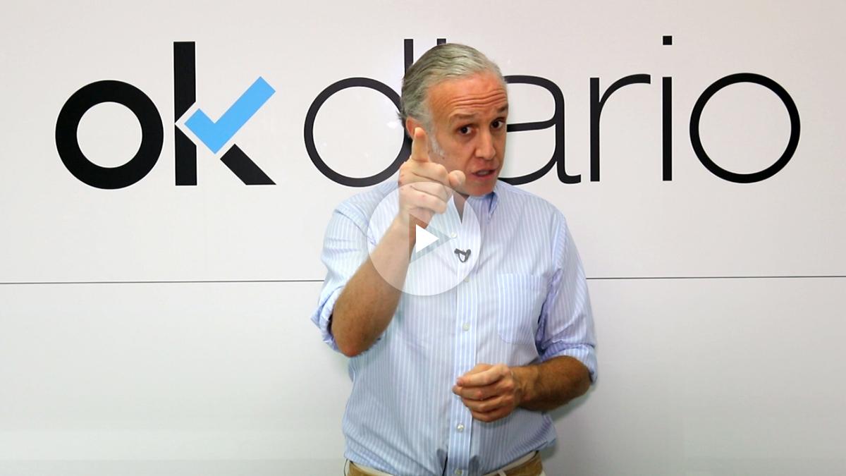 El director de OKDIARIO, Eduardo Inda, sobre la culpa de Pedro Sánchez