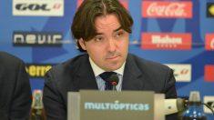 El presidente del Rayo criticó a Marcelino.