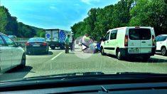 Persecución policial de los mossos d'escuadra