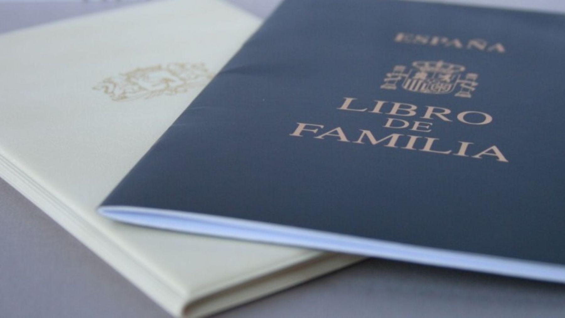 Cómo es el nuevo libro de familia y cómo se pide