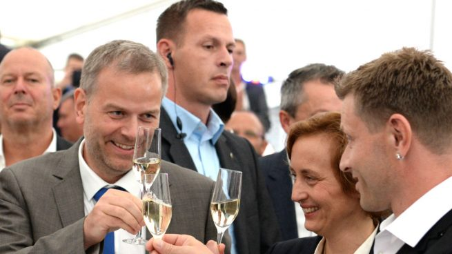 Alemania-Merkel