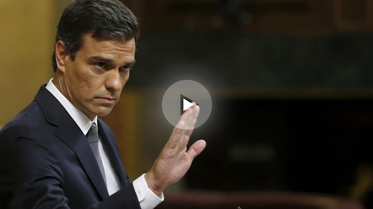 Pedro Sánchez. EFE