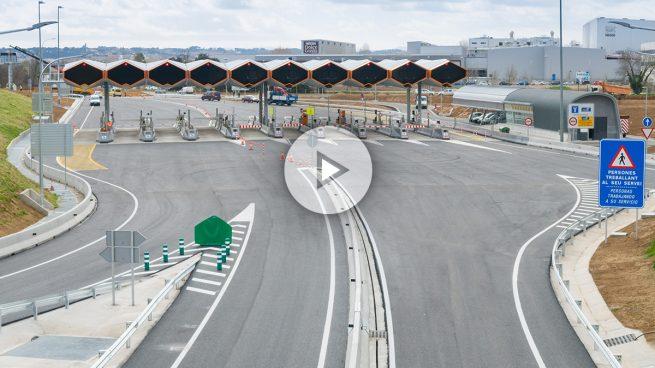 Un tercio de los ingresos de Abertis peligran por una campaña de impagos en las autopistas catalanas