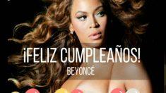 Beyoncé cumpleaños (Twitter)