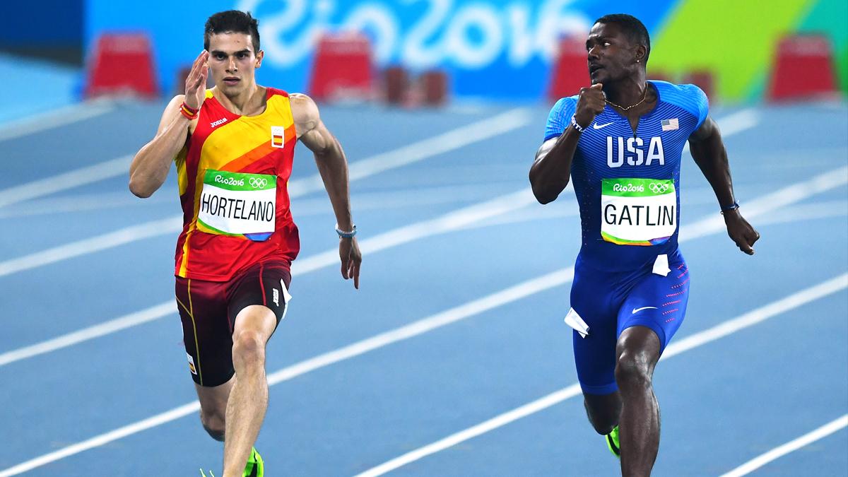 Bruno Hortelano en Rio 2016. (Foto: AFP)
