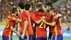 España se enfrenta a Alemania | Amistoso internacional