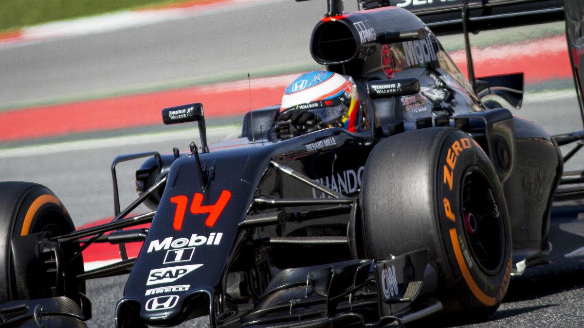 McLaren y Alonso creen que estarán a la altura de Ferrari antes de que acabe el año. (Getty)
