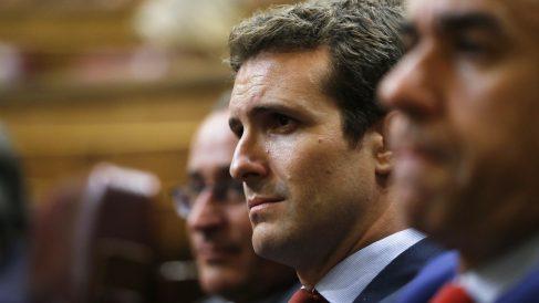 Pablo Casado. (Foto: EFE)