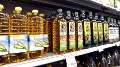 Aceite de oliva en un establecimiento (Foto: GETTY).