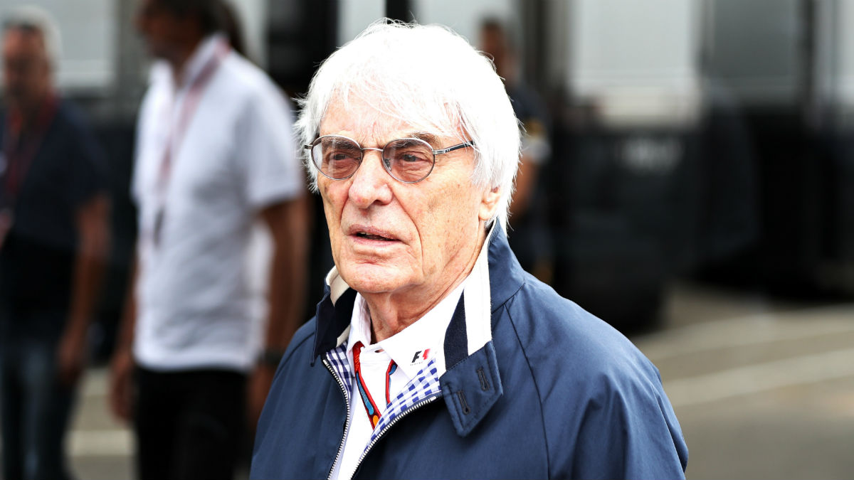 Bernie Ecclestone se muestra entusiasmado con la irrupción de Max Verstappen en la Fórmula 1. (Getty)