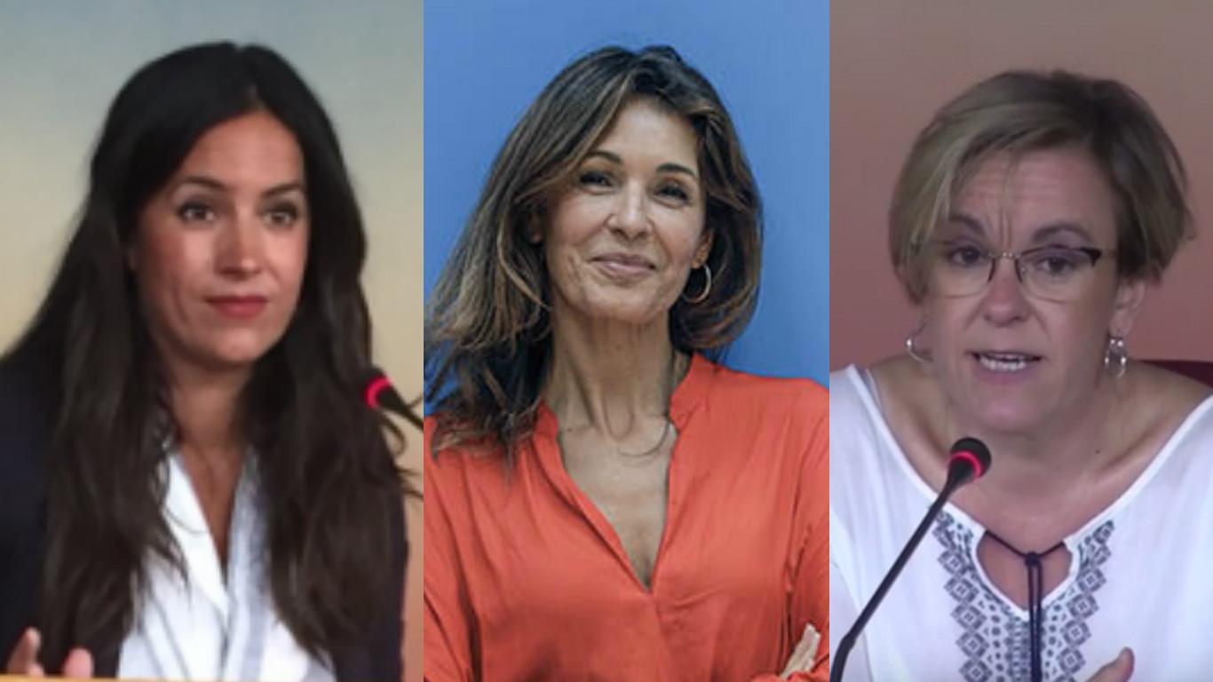 Villacís (Cs), Castell (PP) y Causapié (PSOE) sobre las fiestas de Arganzuela.