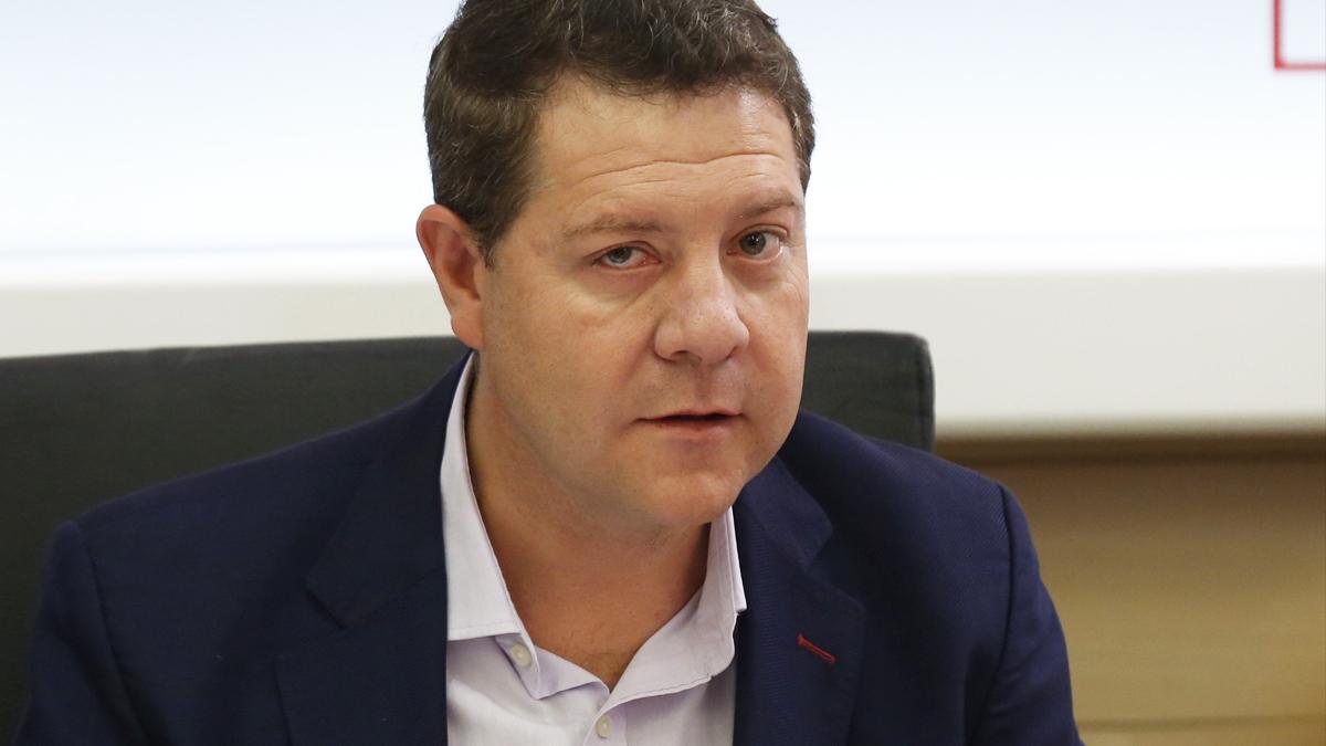 Emiliano García-Page. (Foto: EFE)