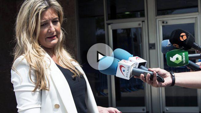López Negrete tras ser imputada: «Me defenderé de las falsedades con la Ley, la verdad y pruebas»
