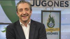 Josep pedrerol en el Chiringuito de Jugones.
