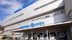 Hospital de Quirón Salud. (foto: EFE)