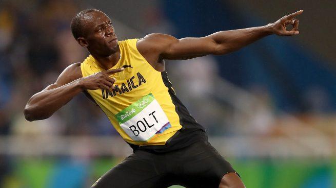 Usain Bolt se compromete con su pareja Kasi Bennet