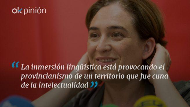Soy catalán. Soy provinciano