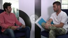 OKDIARIO entrevista a Fonsi Nieto.