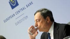Mario Draghi. (Foto: Getty).