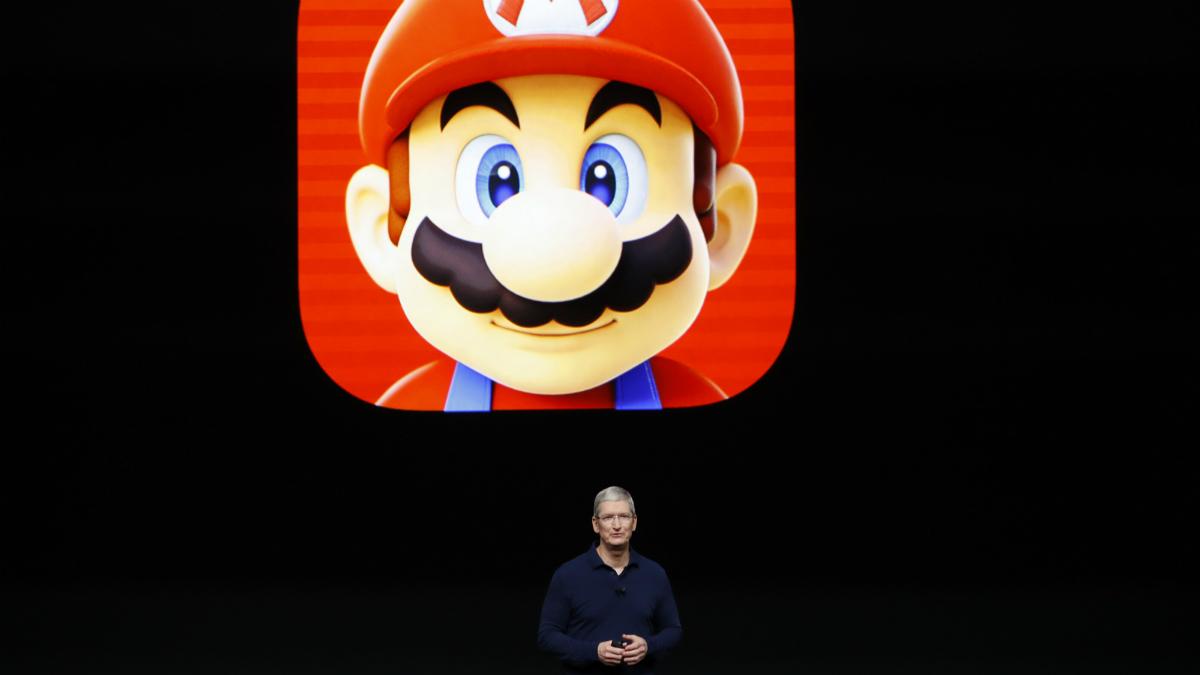 Presentación del iPhone 7 (Foto: GETTY).