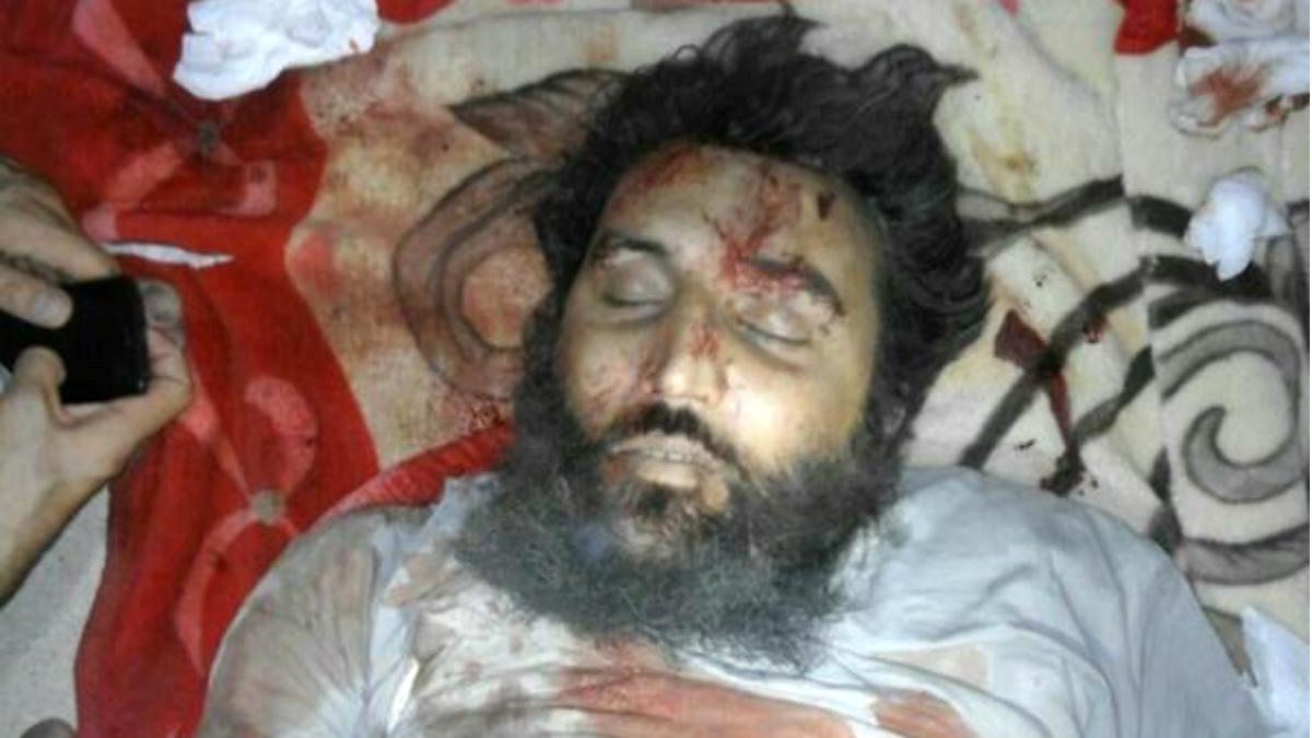 Abu Omar Saraqeb, líder del antiguo Frente Al Nusra, abatido en un bombardeo en Alepo.