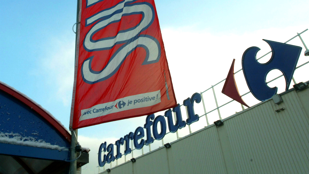 Establecimiento de Carrefour (Foto: GETTY).
