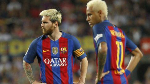 La renovación de Leo Messi se ha complicado por el dispendio en Neymar. (EFE)