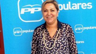 Rosa Valdeón, ex vicepresidenta de la Junta de Castilla y León.