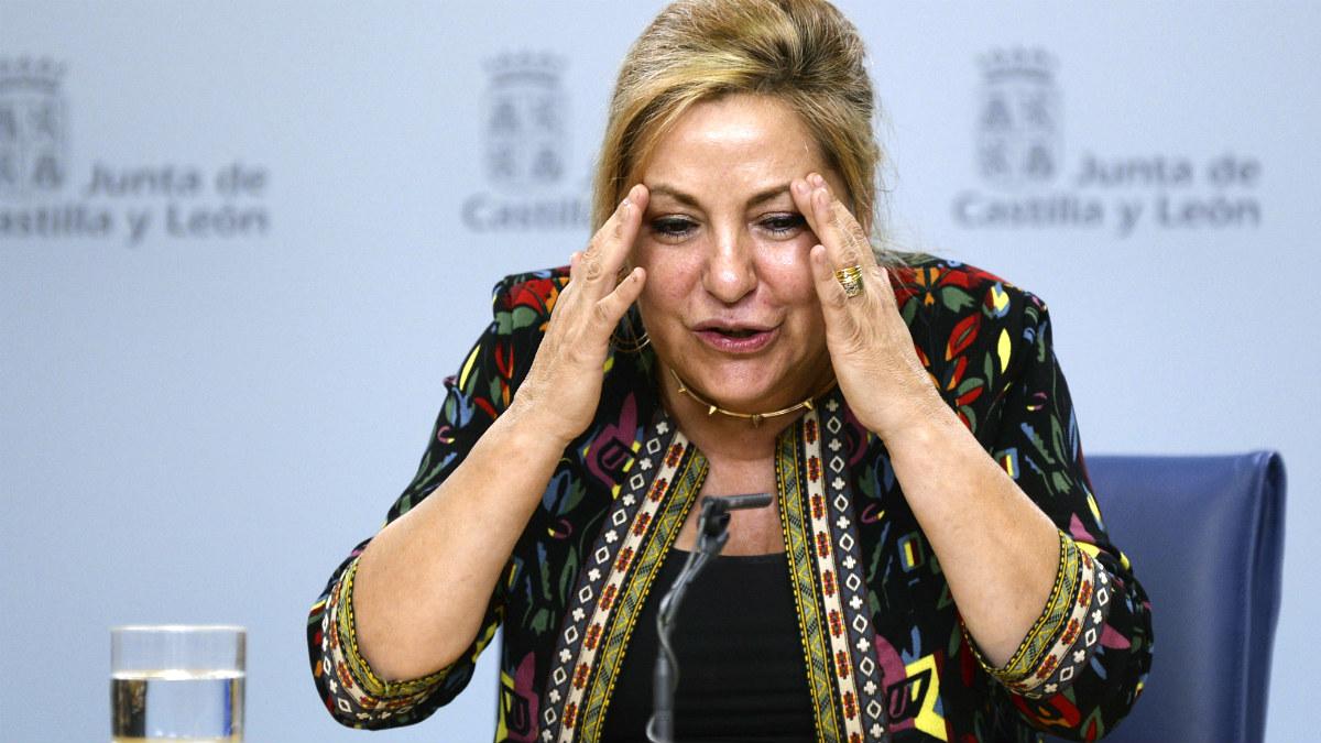 Rosa Valdeón. (Foto: EFE)