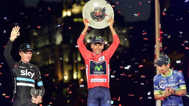 La Vuelta a España 2017 - Nairo Quintana